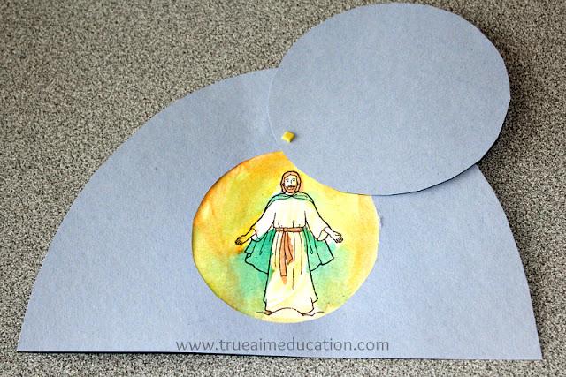 Páscoa;atividades;ressureição;Jesus vive – Alegria de Mãe